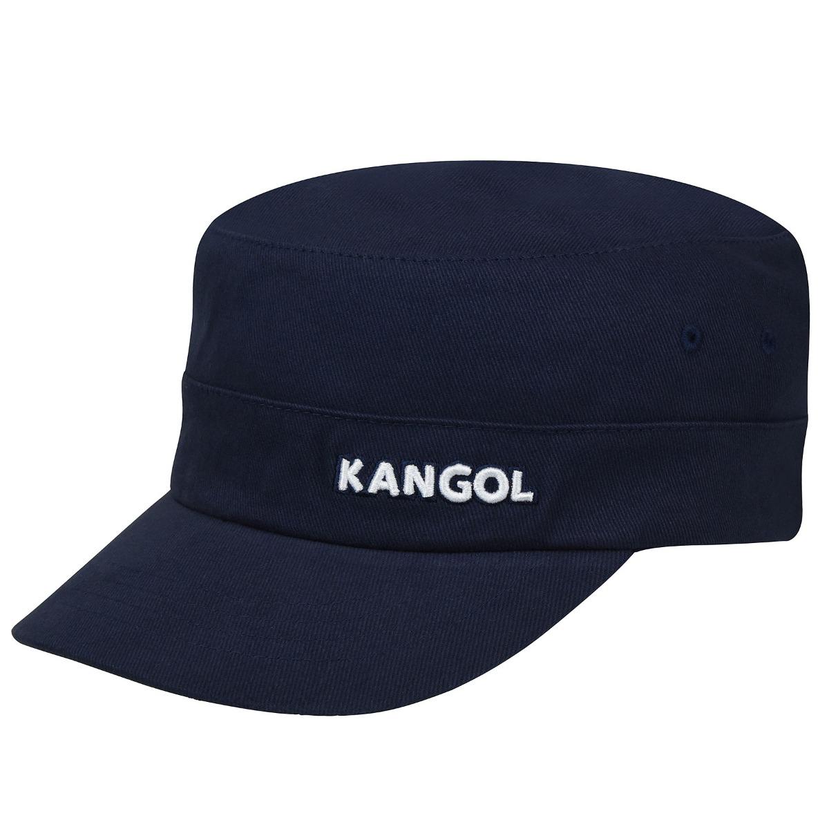 Kangol Men Women Cotton Twill Army Cap