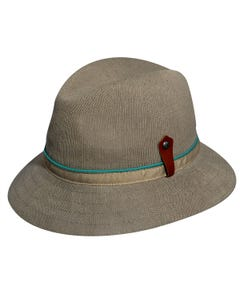 Hemp Down Brim Fedora