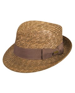 Wheat Braid Arnold Trilby