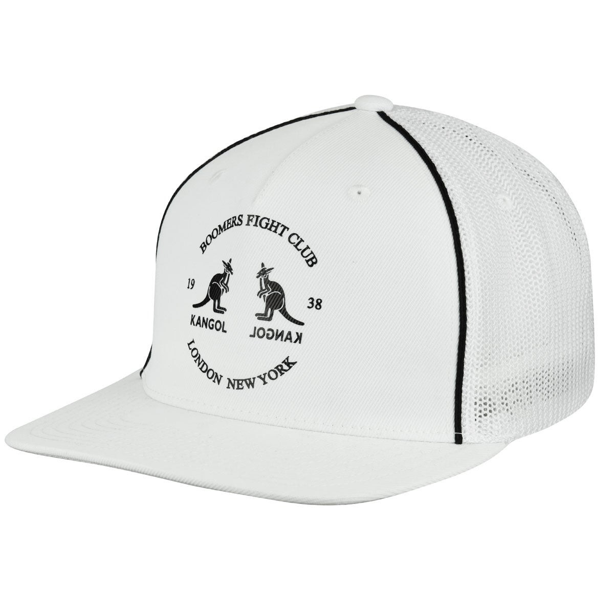 Combat Team Flexfit Baseball Trucker Style Hat