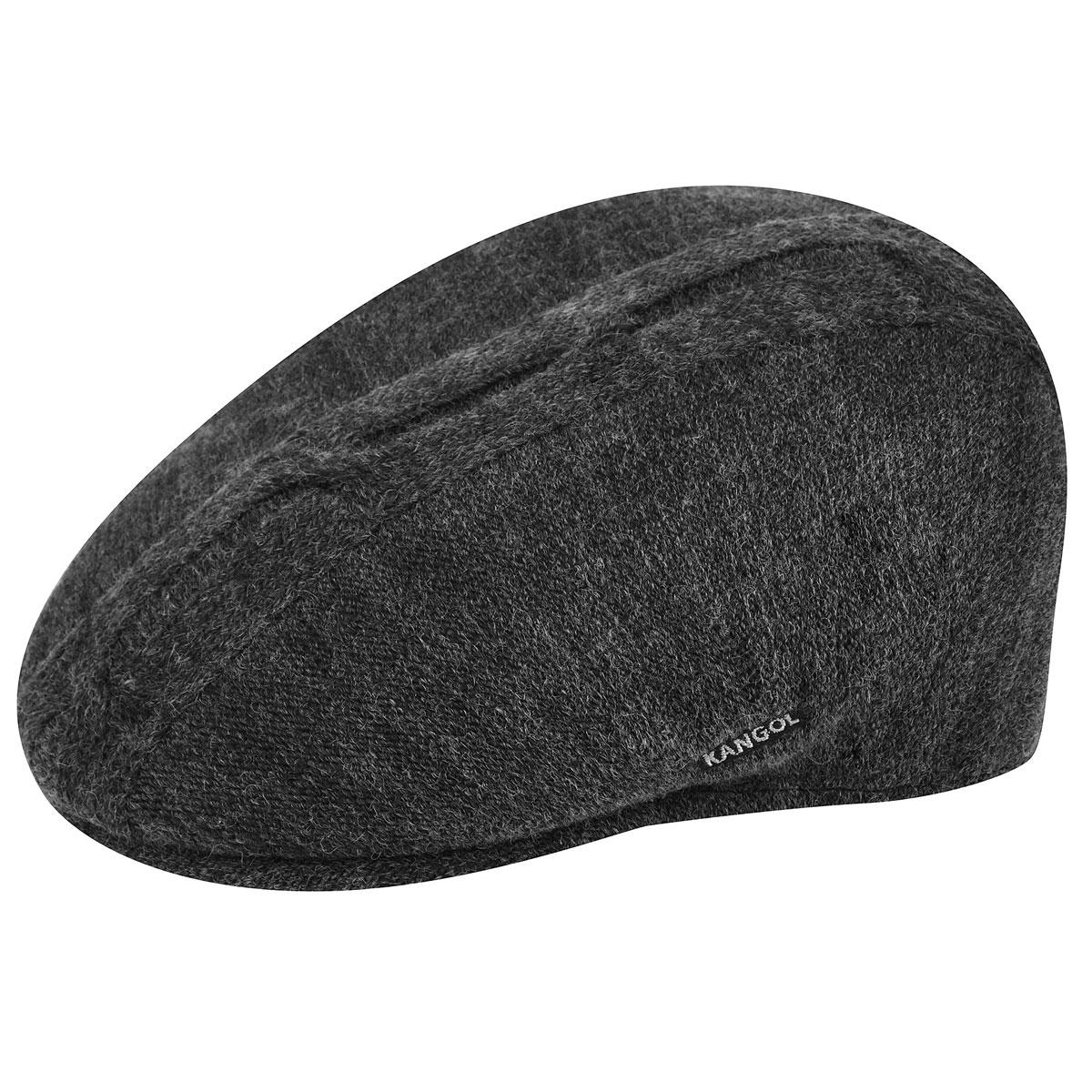 Kangol Mens Cable 504 Flat Ivy Cap Hat Cap