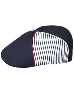 Fred Segal Micro Stripe Driving Cap