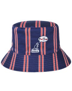 FS Tri-color Stripe Reversible Bucket
