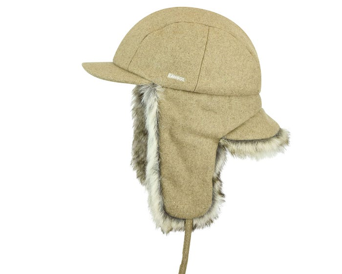 2d908c754b760 The Wool Aviator shape was inspired by the air force but made for ...