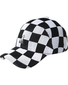 Checkered Tropic Adj Spacecap