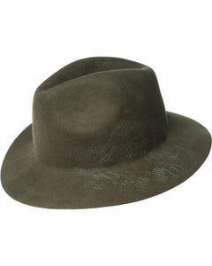 Telephone Felt Barclay Trilby