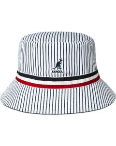 Fred Segal Micro Stripe Reversible Bucket