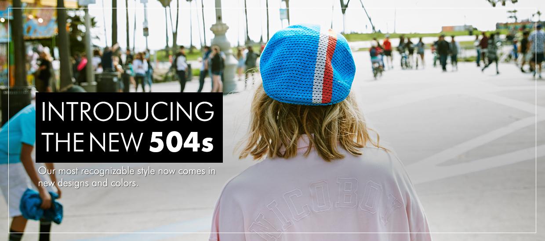 New 504 Styles
