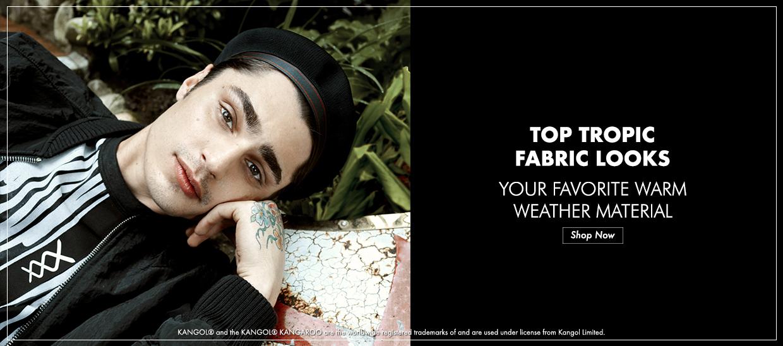 Shop All Tropic Fabric Looks