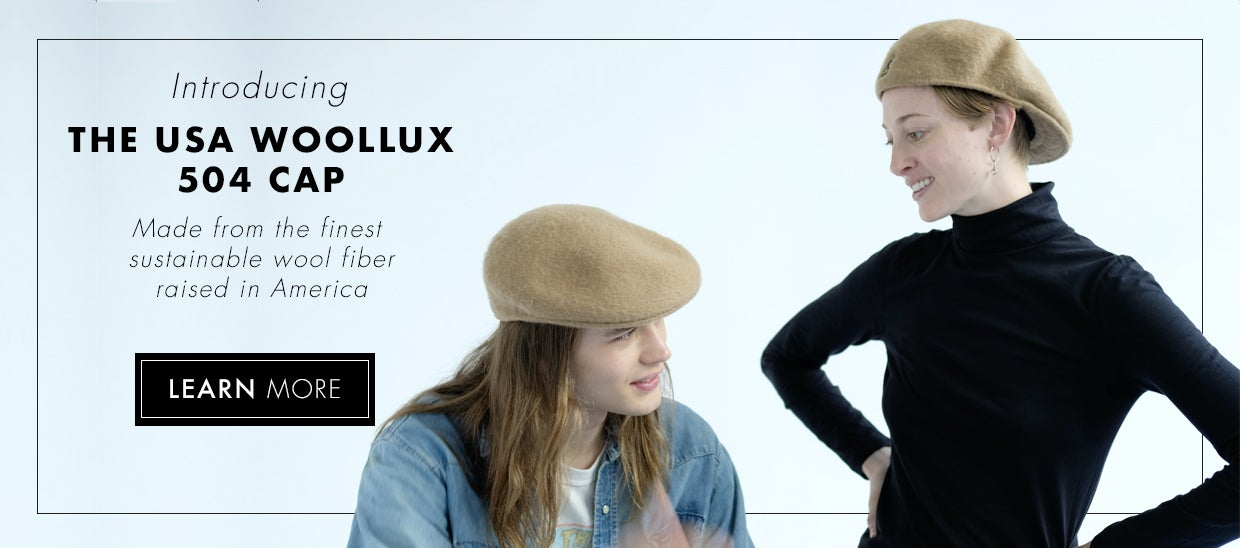 Introducing the USA Woollux 504 Cap
