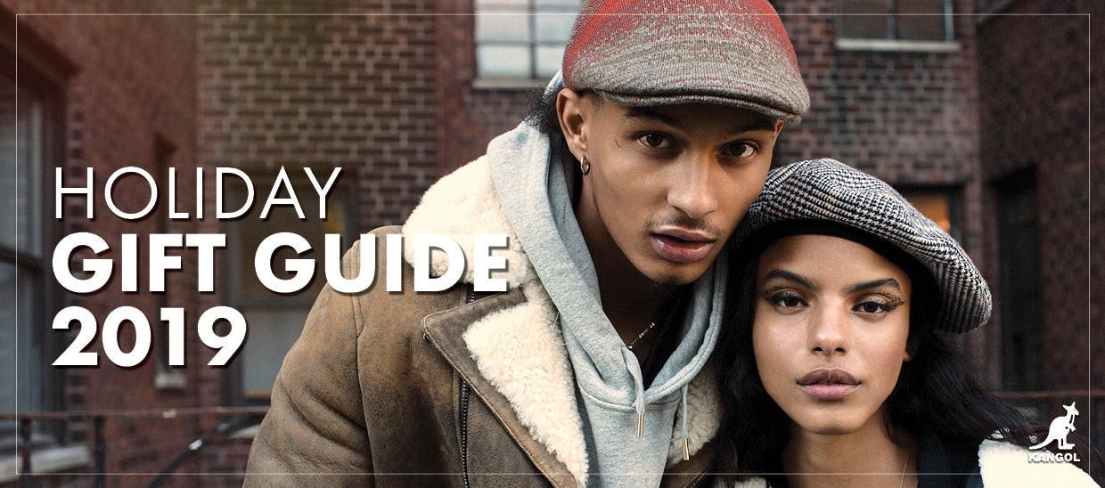 Kangol's Holiday Gift Guide