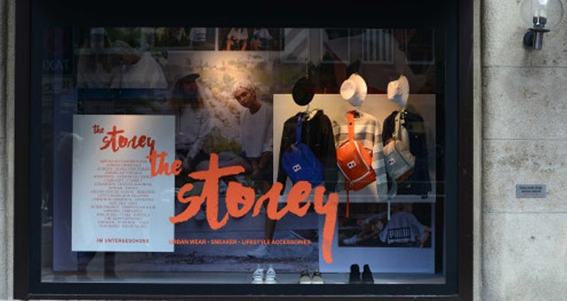 KANGOL RETAIL SPOTLIGHT: THE STOREY