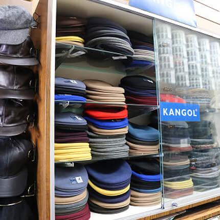 Kangol Spotlight: Bencraft Hatters