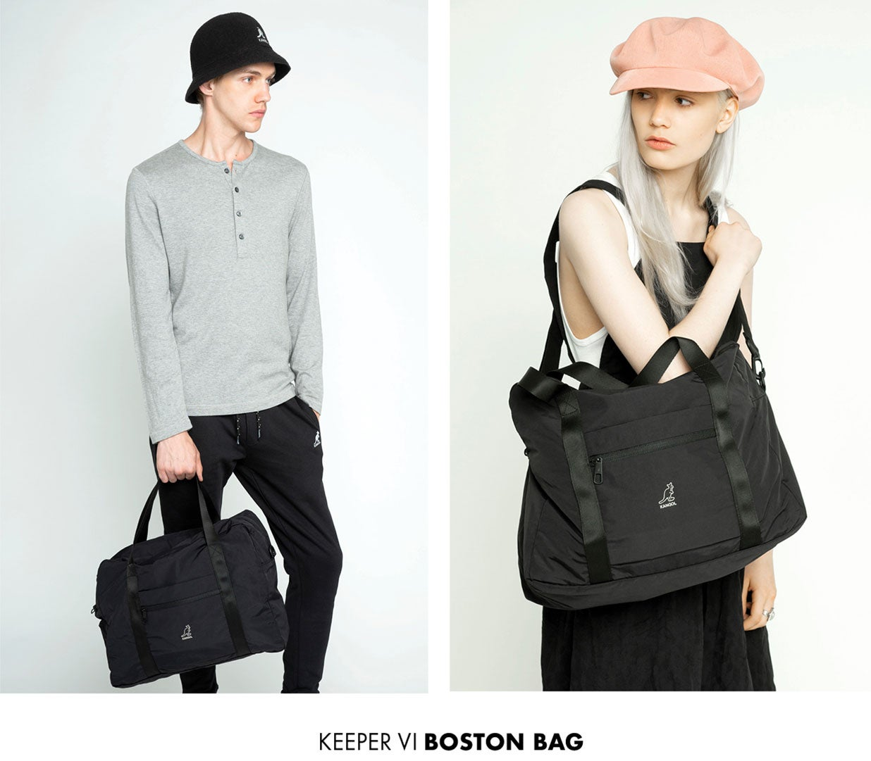 The Keeper VI Boston Bag