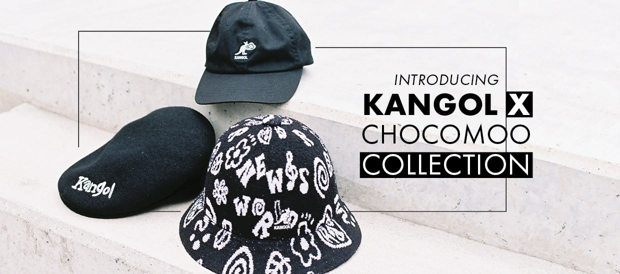 Kangol X Chocomoo Collection